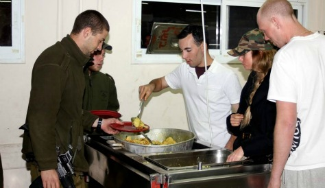 Birthright Israel food tour