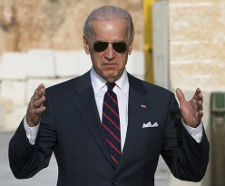 U.S. Vice President Joe Biden is to speak in Tel Aviv Thursday amid growing anger over Israeli building plans in East Jerusalem. (AP)