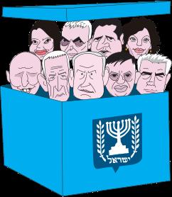 תוצאת תמונה עבור בחירות 2019