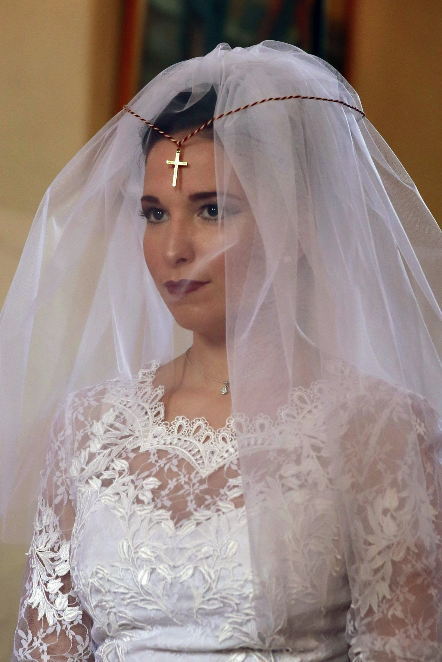 IN PHOTOS A Traditional Armenian Wedding In Jerusalem