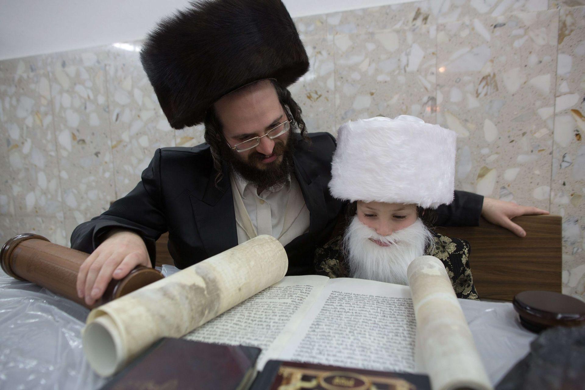 Секс ортодоксальных евреев 17 фотография