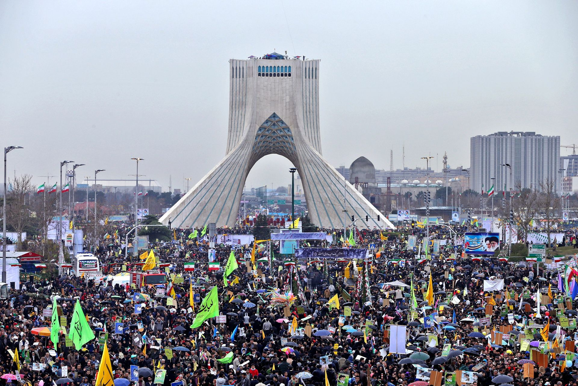 a history of iranian revolution in the middle east Ushistory and the middle east the iranian revolution began in january 1979 when young muslim fundamentalists overthrew the oppressive regime of the american.